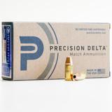 PDP Pro - 9mm 124gr JHP Ammunition