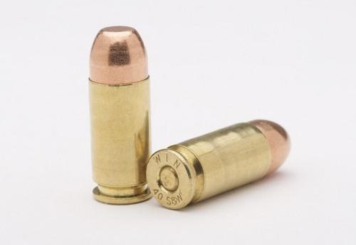 40 S&W 180gr FMJ - Long - Remanufactured Ammunition