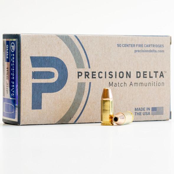 PDP Pro - 9mm 115gr JHP
