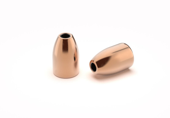 9mm 124gr JHP V2