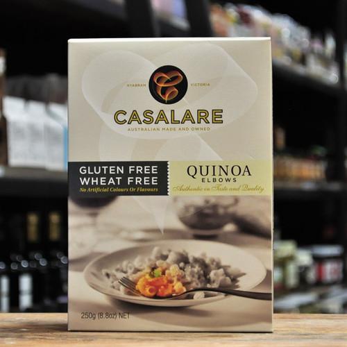 Quinoa Elbows