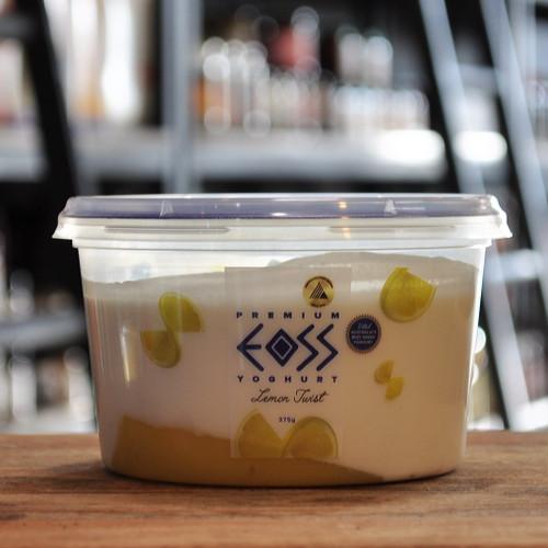 Lemon Twist Greek Yoghurt