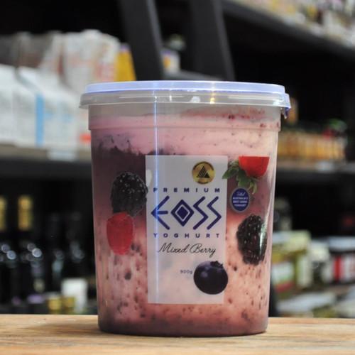Mixed Berry Greek Yoghurt