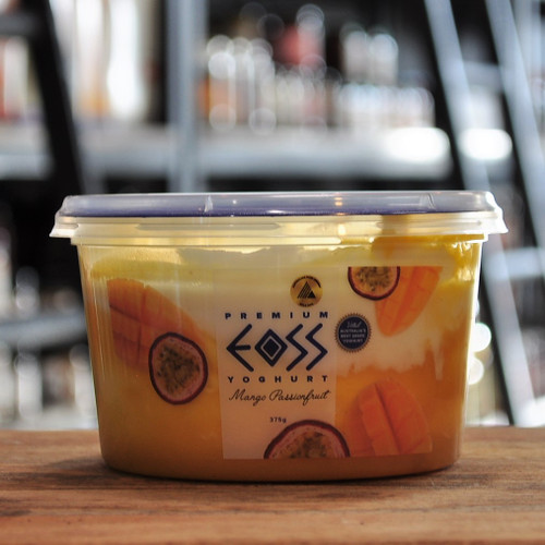 Mango Passionfruit Greek Yoghurt