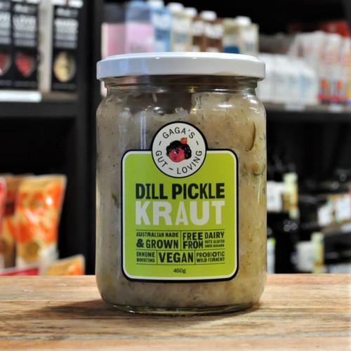 Dill Pickle Kraut