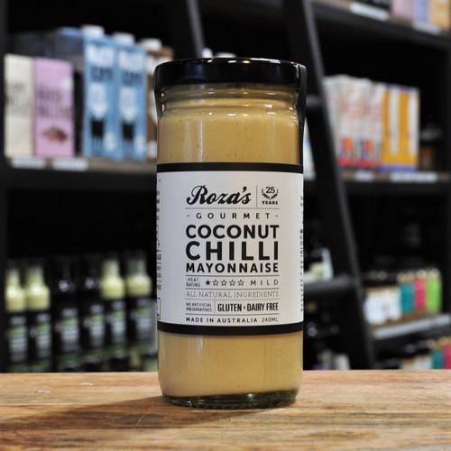 Coconut Chilli Mayonnaise