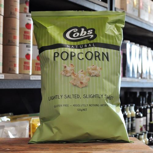 Lightly Salted, Slightly Sweet Popcorn
