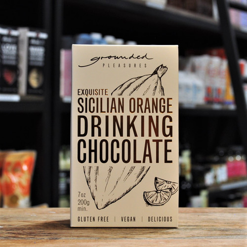 Sicilian Orange Drinking Chocolate