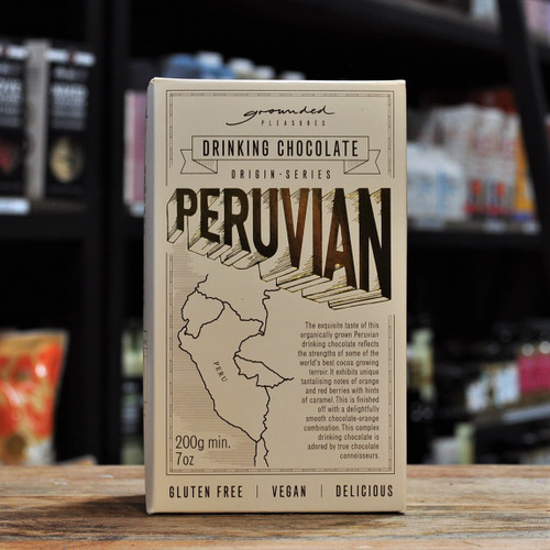 Peruvian Drinking Chocalate