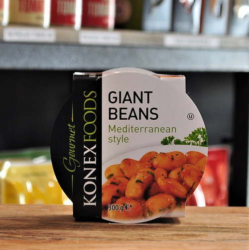 Mediterranean Style Beans