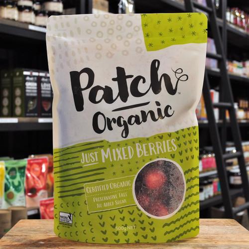 Frozen Organic Mixed Berries