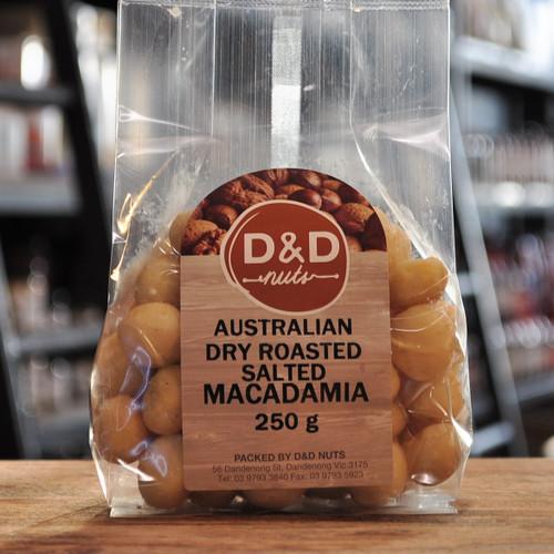 Roasted & Salted Macadamia