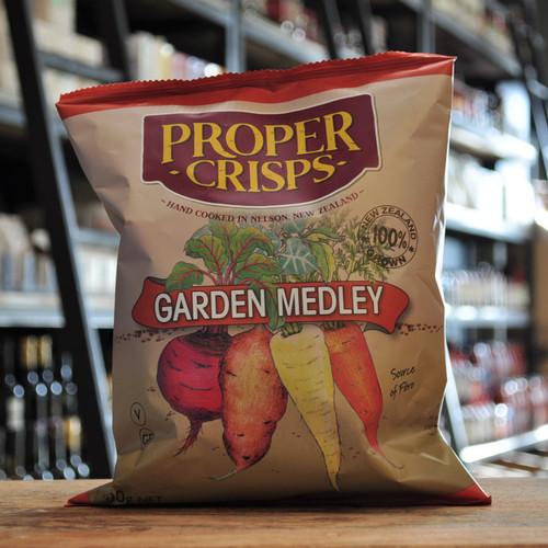 Garden Medley Crisps