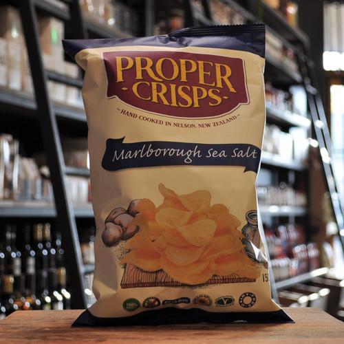Marlborough Sea Salt Crisps