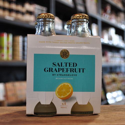 Salted Grapefruit