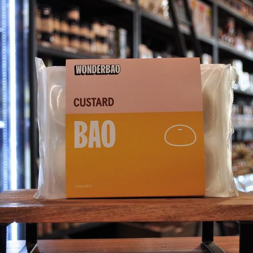 Custard Bao
