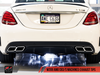 Optional Extra: AWE Tuning Machined Exhaust Tailpipe Trims