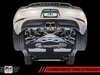 AWE Tuning Porsche 718 Boxster & Cayman Track Edition Exhaust