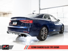 AWE Tuning Track Edition Exhaust System - Audi S5 (B9) 3.0T Coupe