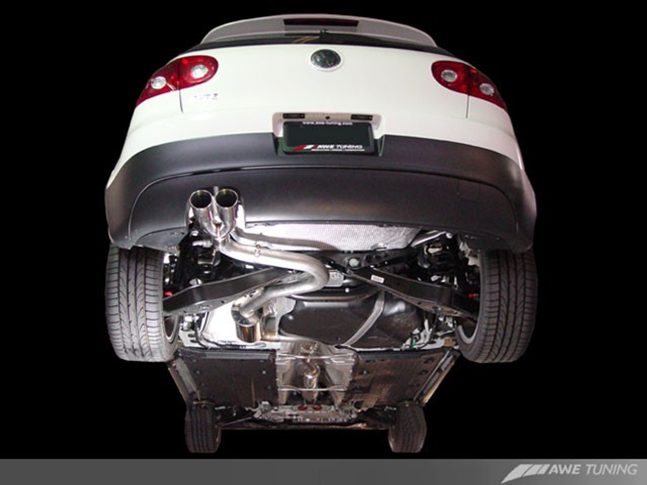 AWE Tuning Mk5 GTI Performance Exhaust System