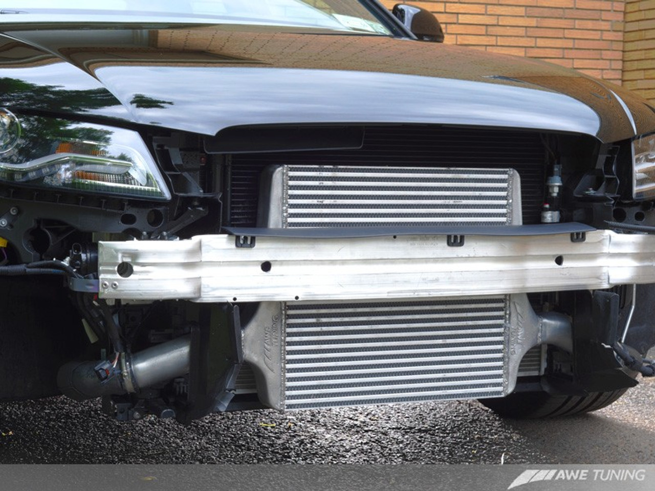 AWE Tuning Front Mounted Intercooler Kit - A4 & A5 - B8 / B8.5 2.0T