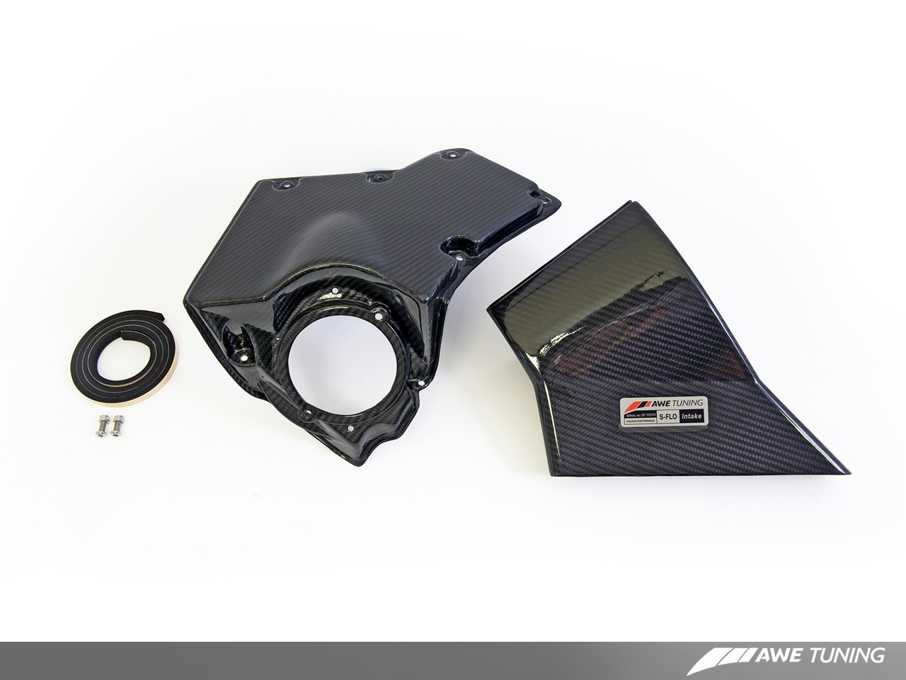 AWE Tuning S-Flo Carbon Intake Kit - B8.5 3.0TFSI