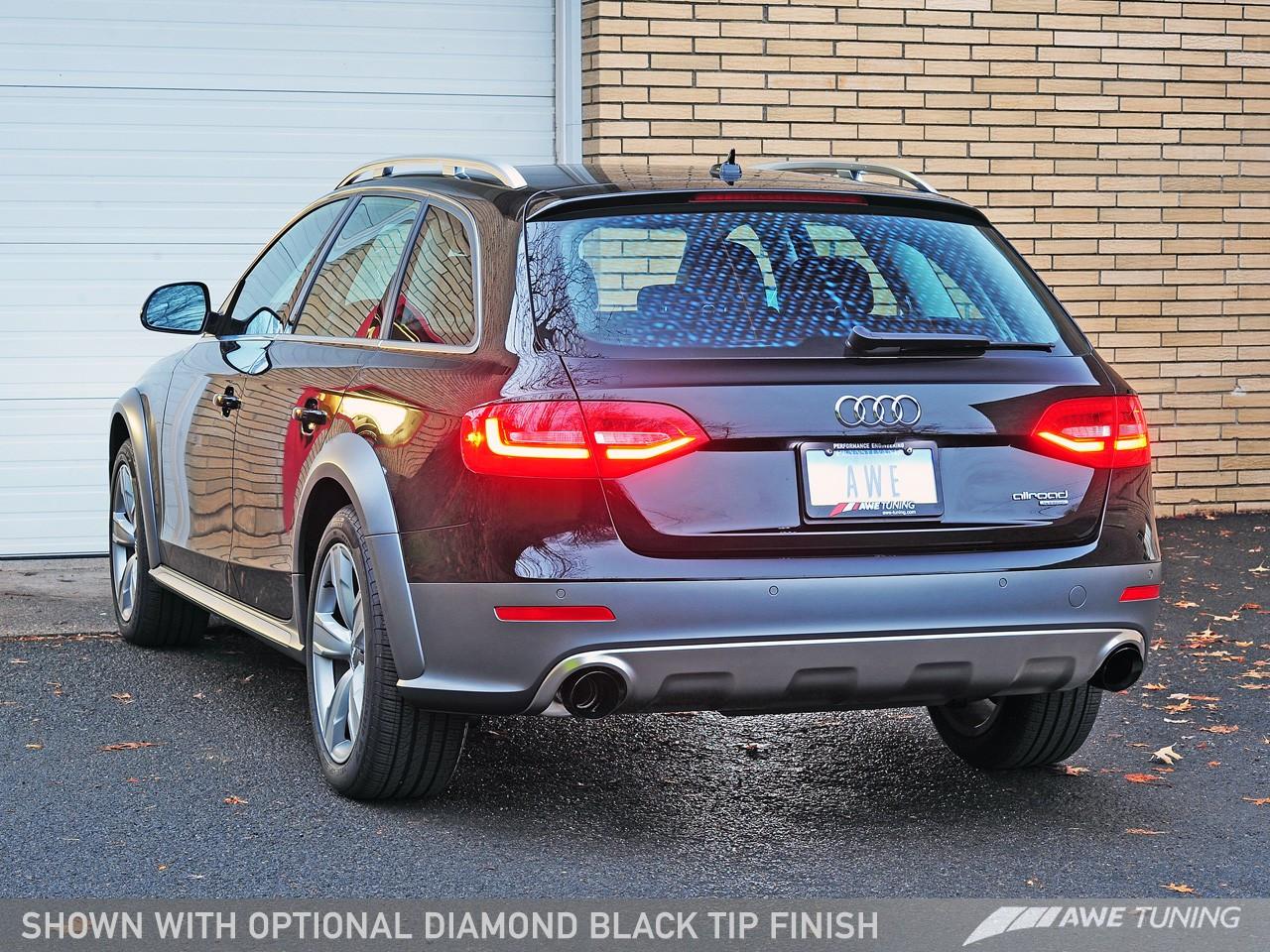 Awe Tuning Allroad B8 2 0tfsi Touring Edition Exhaust Awe Tuning Europe