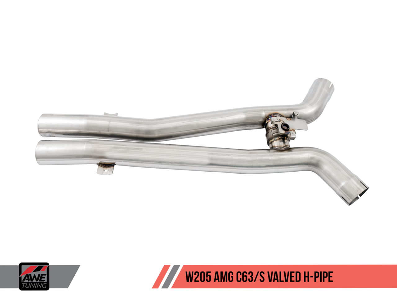 AWE Tuning Mercedes-Benz W205 AMG C63 / C63S SwitchPath Exhaust System