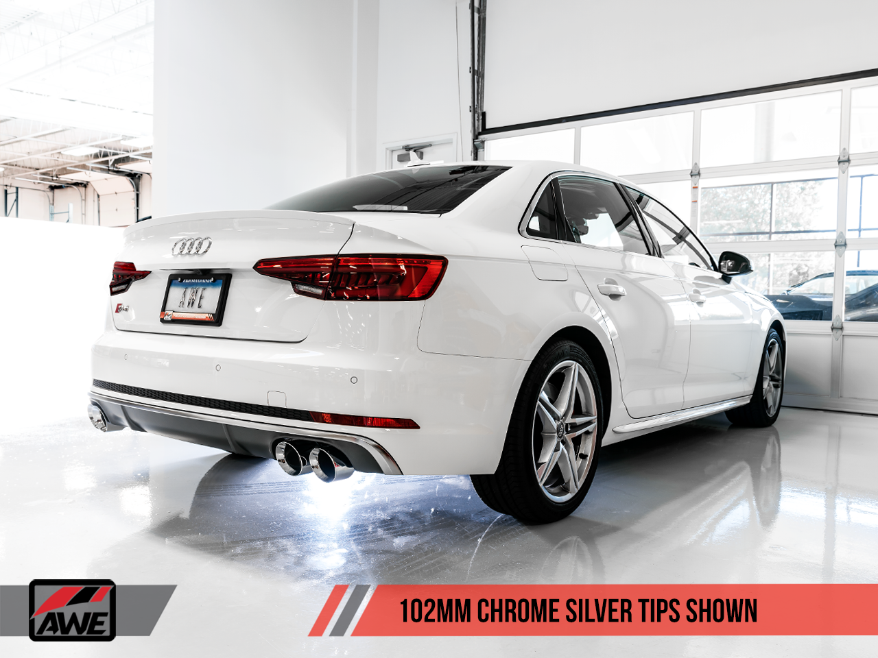 AWE Tuning Touring Edition Exhaust System - Audi S4 (B9) 3.0T
