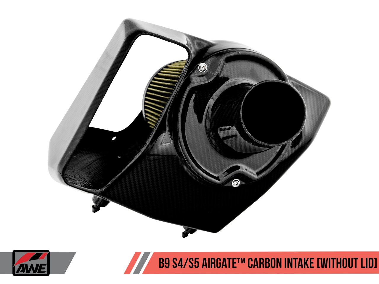 AWE Tuning AirGate Carbon Fibre Intake Kit - S4 S5, RS4 and RS5 B9