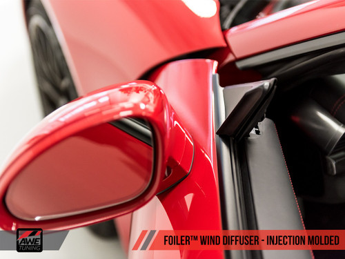 AWE Tuning - Foiler Wind Diffuser - 981 Cayman