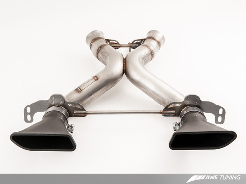 AWE Tuning Performance Exhaust - McLaren 650S