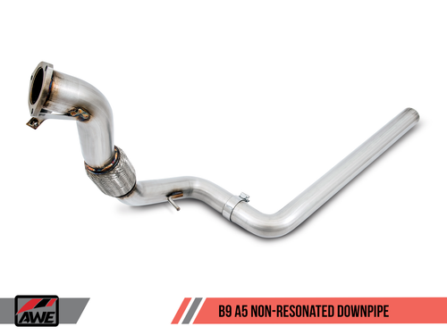 AWE Tuning Audi A5 B9 2.0T Track Edition Cat-Back Exhaust System