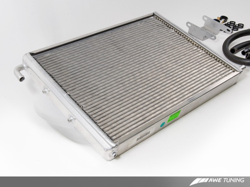 AWE Tuning Coldfront Heat Exchanger - S5 B8.5