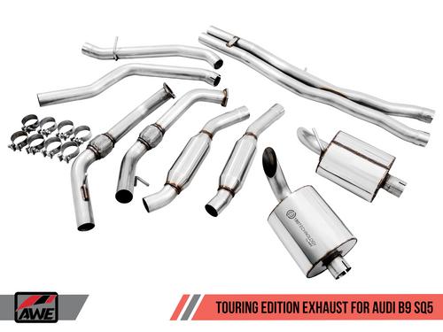 AWE Tuning Audi SQ5 3.0TFSI (B9) Touring Edition Exhaust System