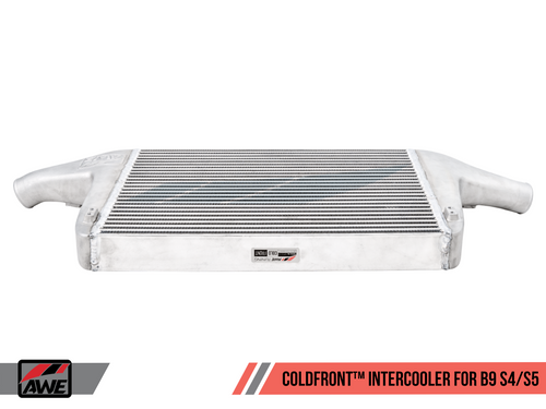 AWE Tuning ColdFront Intercooler for the Audi B9 S4 / S5 3.0T