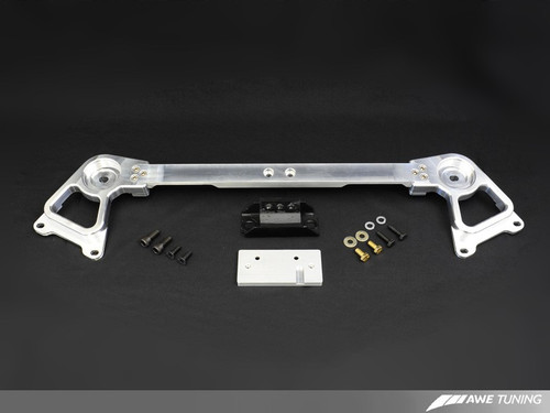 AWE Tuning Drivetrain Stabilizer with Rubber Mount, for Manual Transmission - Audi B5 A4 2.8L
