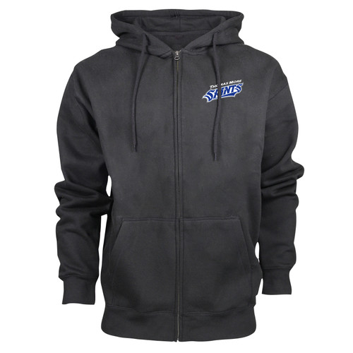 Black Ouray Benchmark Full Zip Hood
