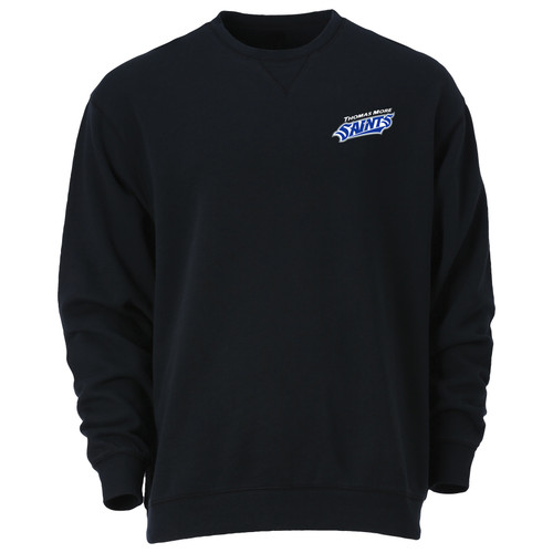 Black Ouray Sundowner Crewneck