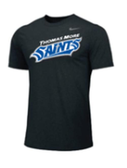 Black Nike Legend Saints Short Sleeve Tee