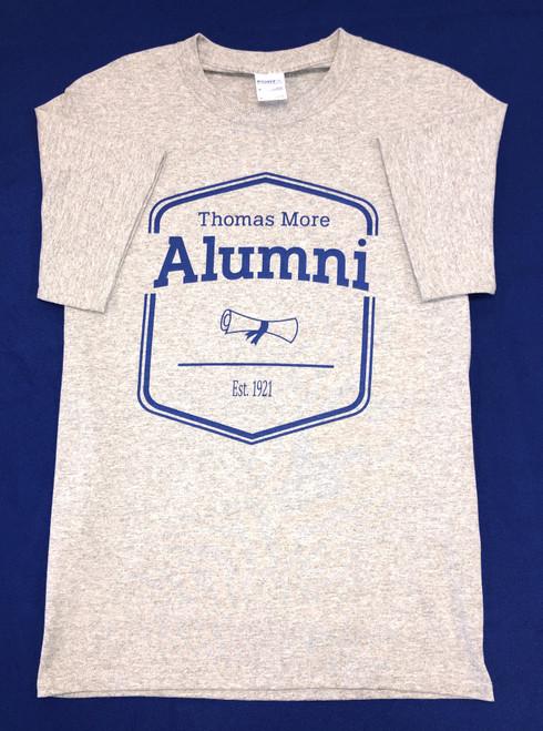 Grey Alumni Tee