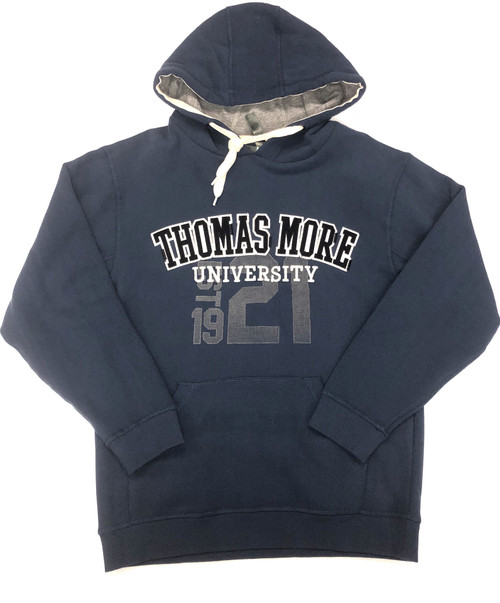 Navy Ouray Hooded Sweatshirt