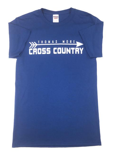 Royal Cross Country Tee