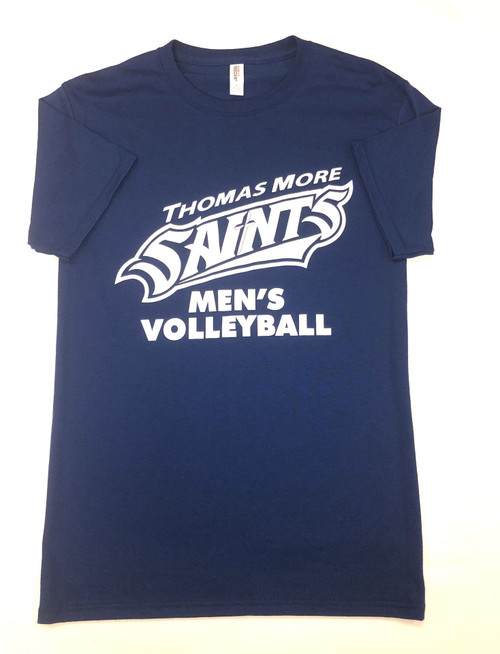 Royal Men's Volleyball Tee