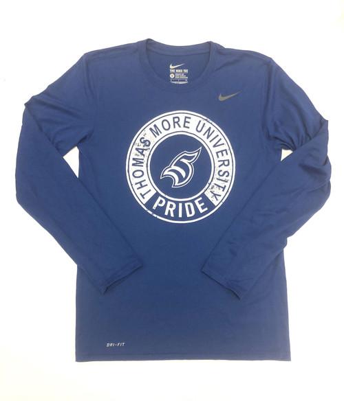 Royal Pride Nike Long Sleeve Tee