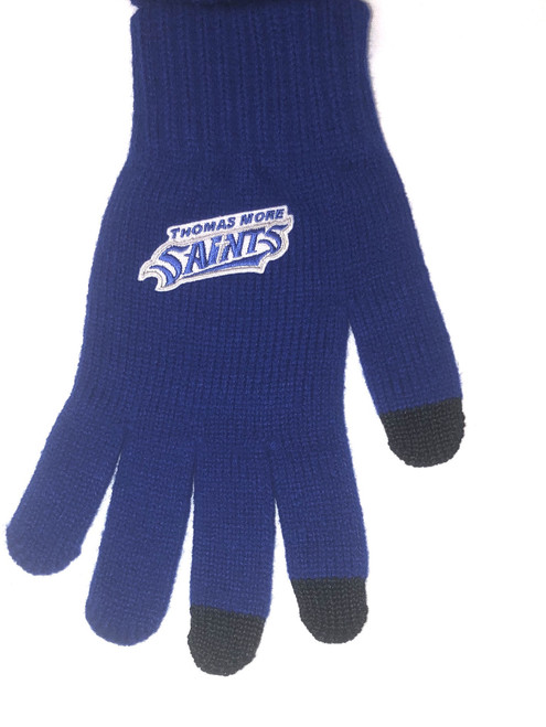 Royal Touch Gloves Logo Fit