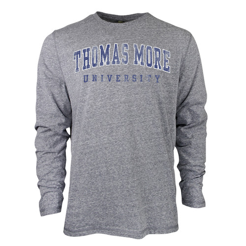 Vintage Grey Snow Ouray Long Sleeve