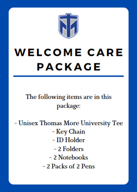 Welcome Care Package