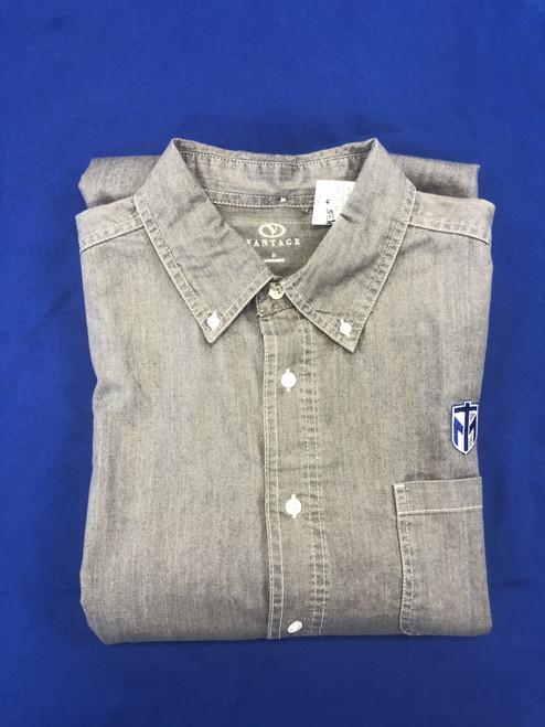Vantage Hudson Denim Long Sleeve Shirt