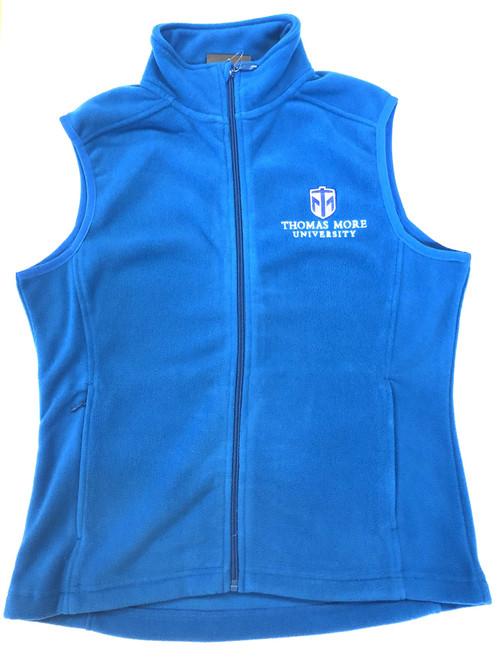 Women's Ouray Micro-fleece Vest in Electric Blue